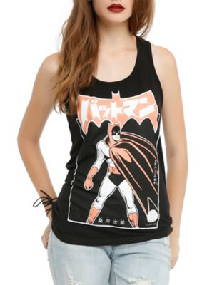 Batmanga Girls Tank Top ER01