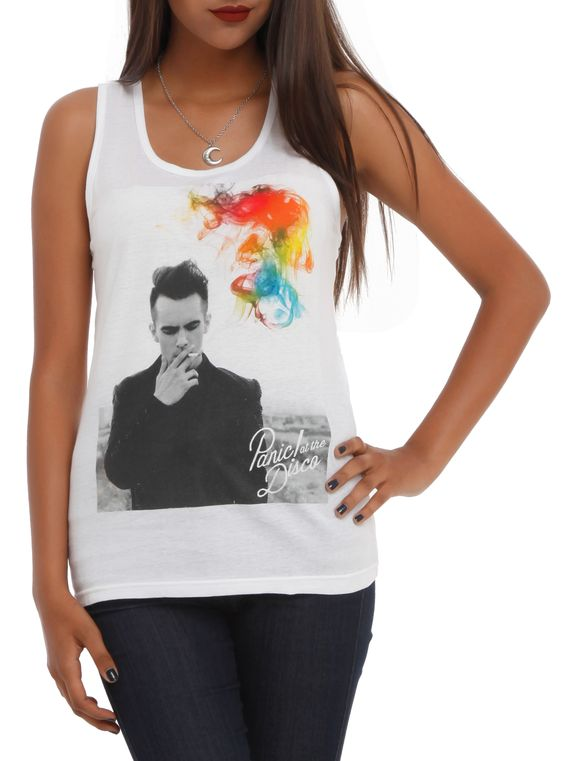 Brendon Girls Tank Top ER01