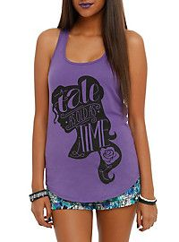 Disney Up In The Sky Girls Tank Top ER01