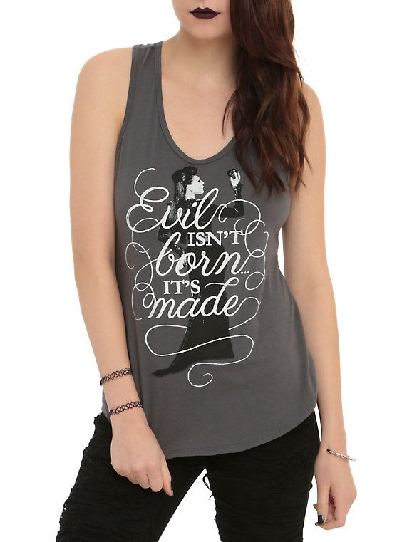 Evil Is Made Girls Tank Top ER01