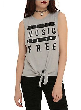 Front Girls Muscle Tank Top ER01
