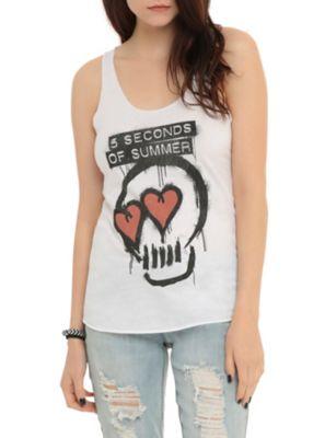 Heart Girls Tank Top ER01