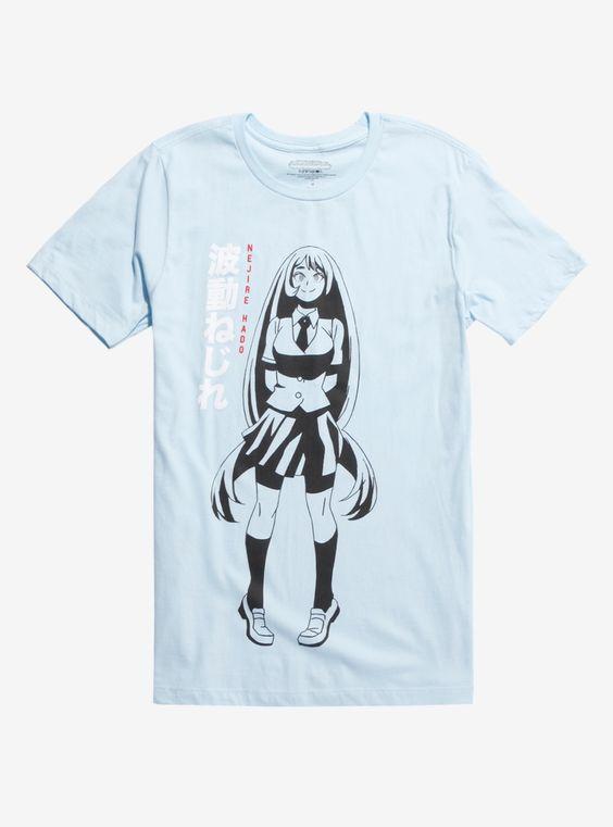 Nejire Hado T-Shirt ER01