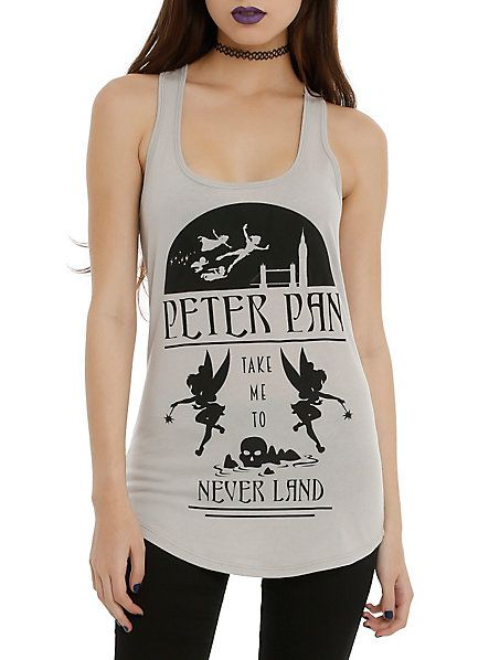 Neverland Girls Tank Top ER01