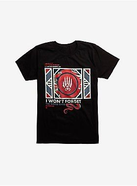 Won't Forget T-Shirt ER01
