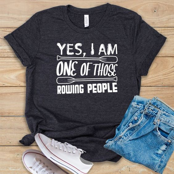 Yes I Am One Of T-shirt ER01