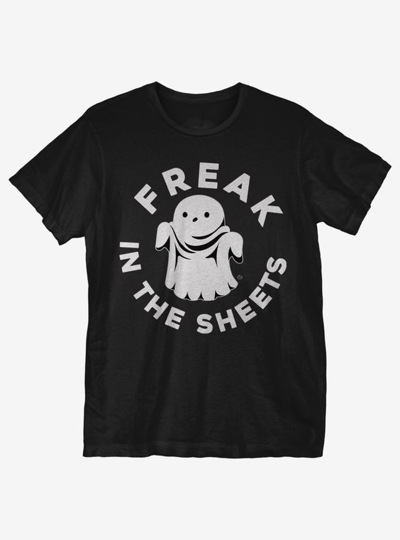 the Sheets Ghost Costume T-Shirt ER01