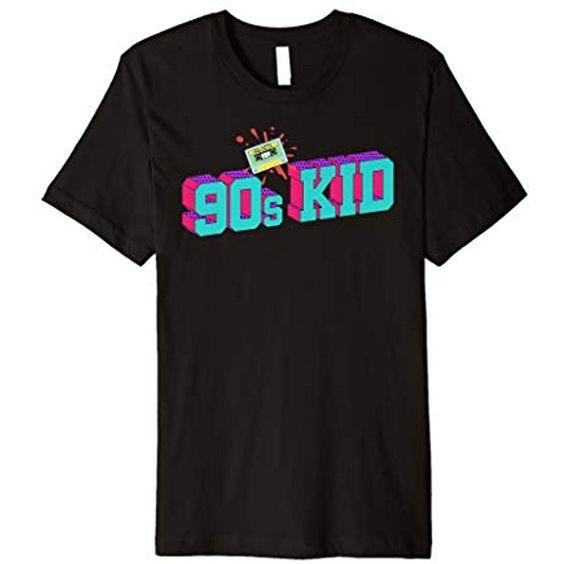 90er Jahre Tshirt AI