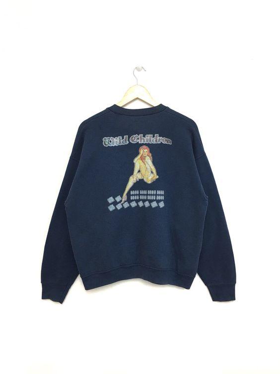 90s Sweatshirt AI