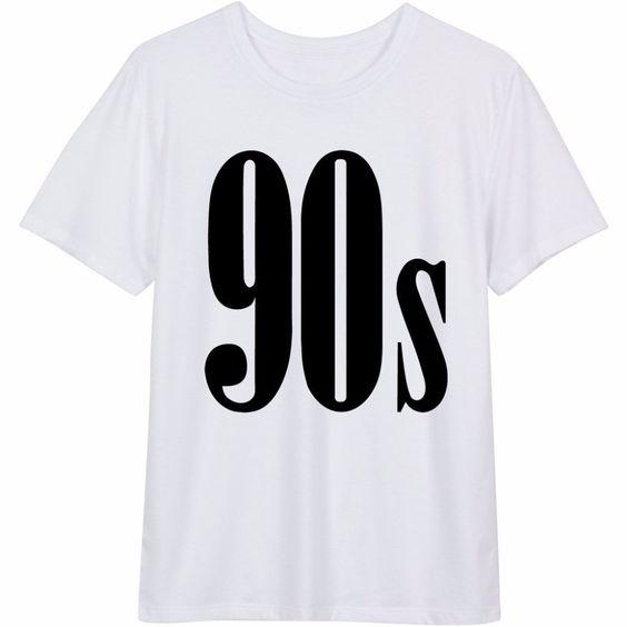 90s Tshirt AI