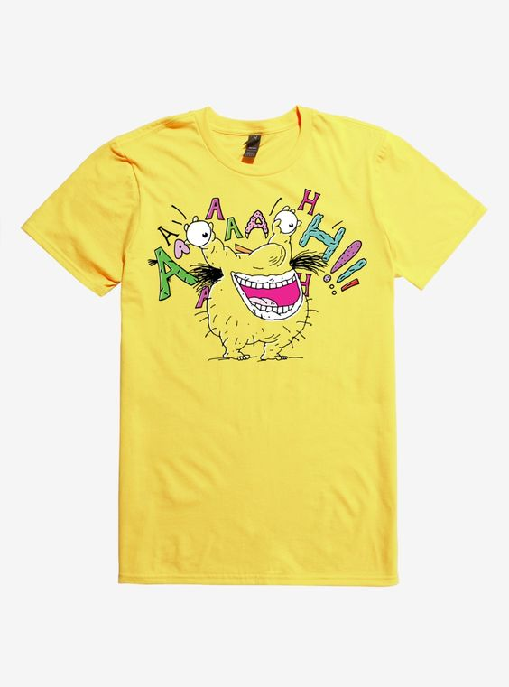 Aaahh!!! Real Monsters T-Shirt FD