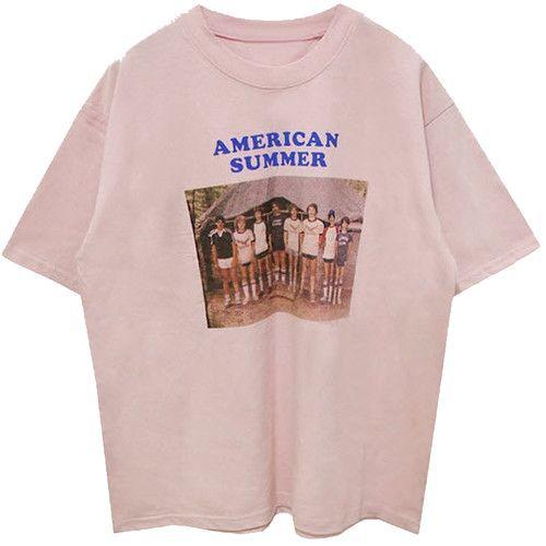 America Summer 00's T-Shirt AZ