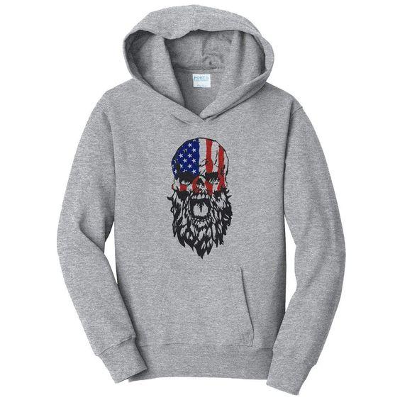 American Monster Hoodie FD