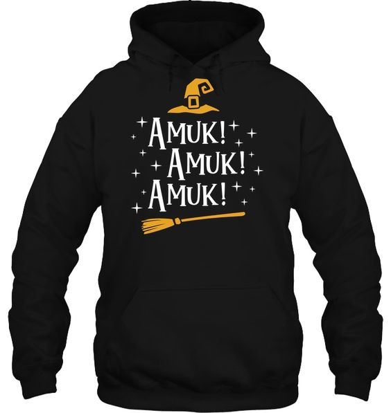 Amuk Amuk Halloween hoodie FD01