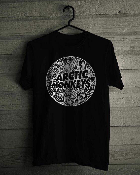 Arctic Monkeys T-shirt AI30