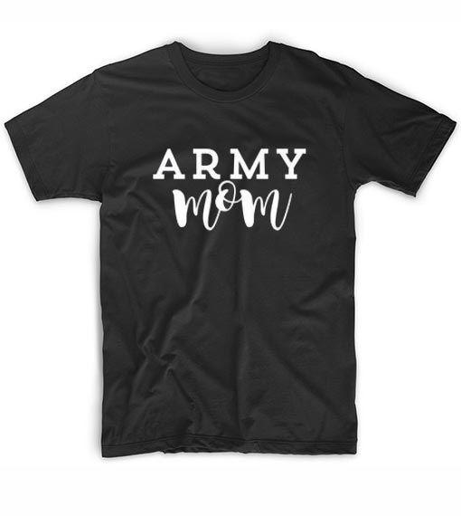 Army Mom T-Shirt AZ01
