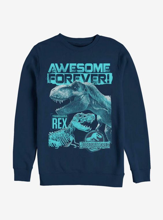Awesome Dino Sweatshirt EL