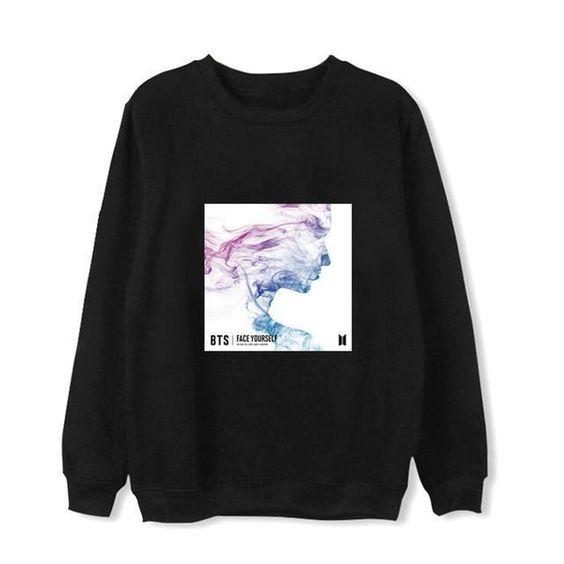 BTS Face Yourself Concert Sweatshirt EL01
