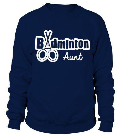 Badminton Aunt Sweatshirt EL01