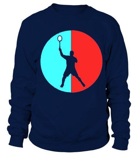 Badminton Racquets Ball Sweatshirt EL01