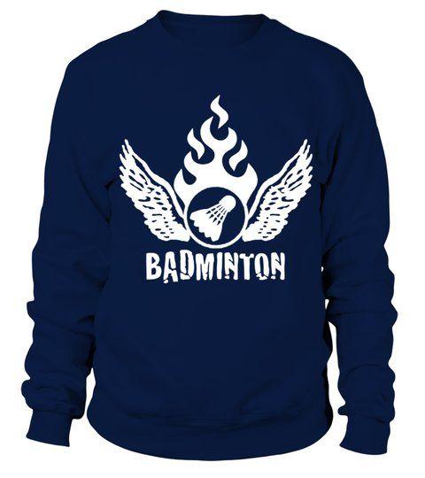 Badminton Sport Sweatshirt EL01