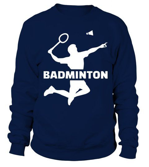 Badminton Team Sport Sweatshirt EL01
