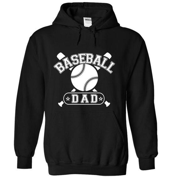 Baseball Dad Hoodie EL01
