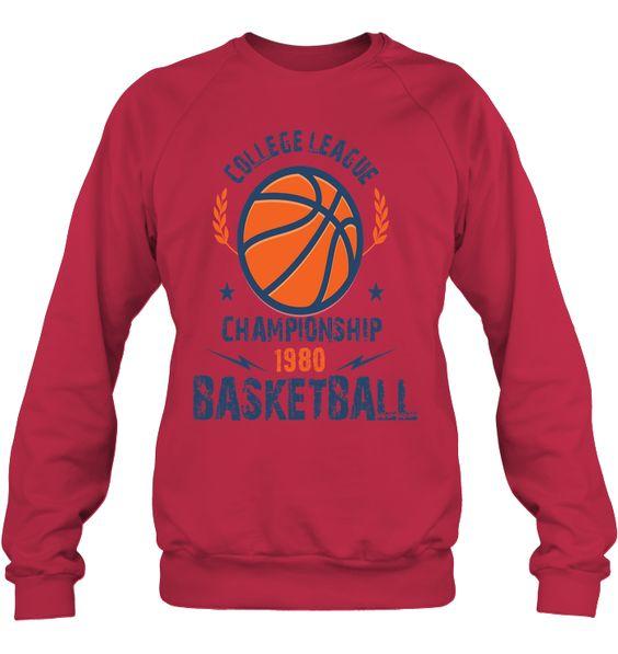 Basketball Champions Sweatshirt EL01