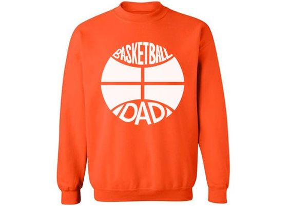 Basketball Dad Sweatshirt EL01
