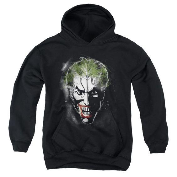 Batman Kids Hoodie Joker Face DV01