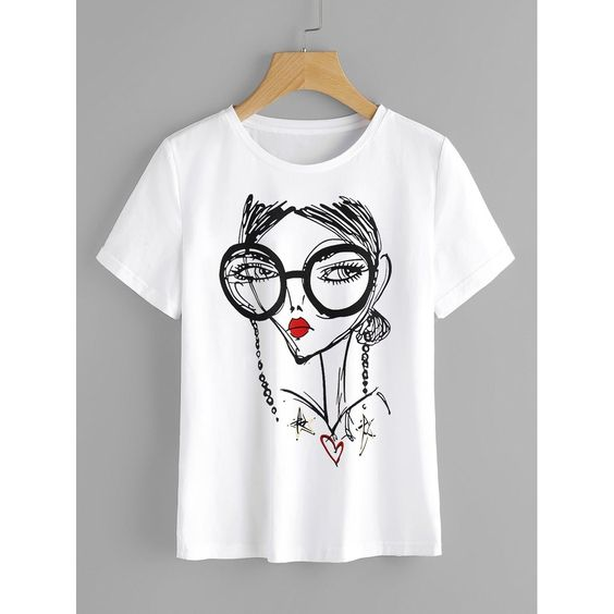 Beautifull Women Tshirt FD30
