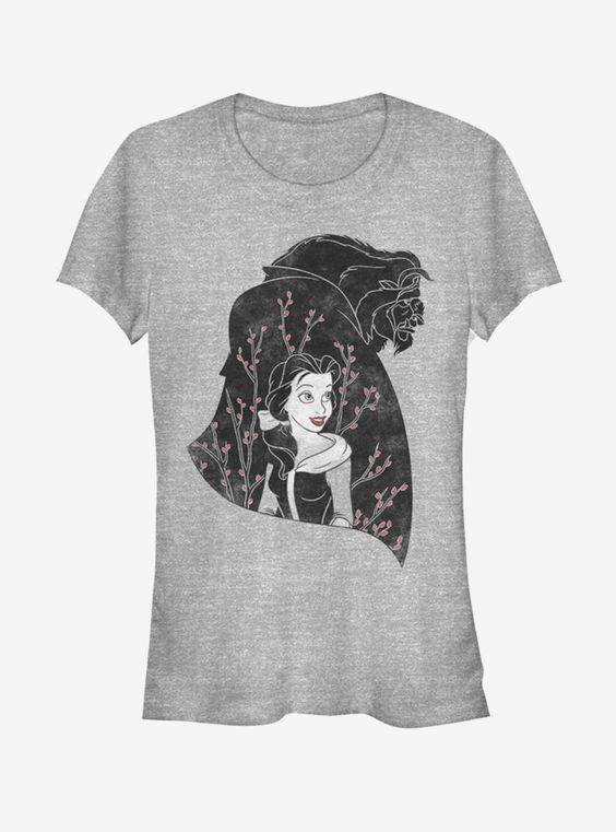 Beauty And The Beast T Shirt SR30