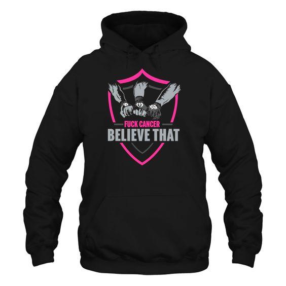 Believe That Hoodie EM28