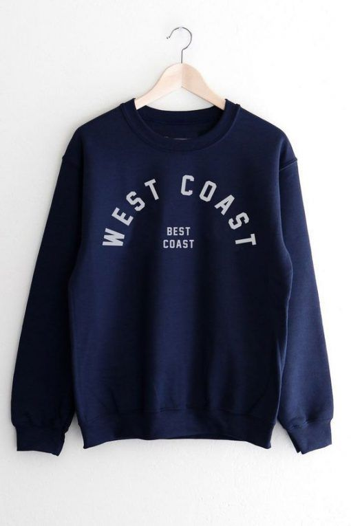 Best Coast Sweatshirt FD01