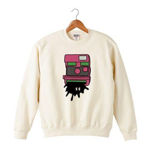 Black Monster Sweatshirt FD