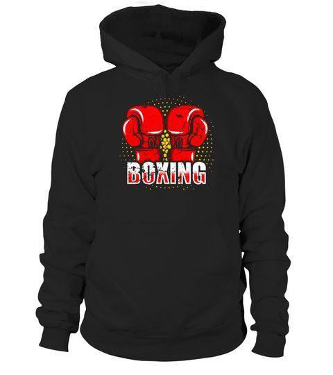 Boxing Hoodie EL01