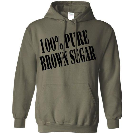 Brown Skin Sugar Hoodie AZ28
