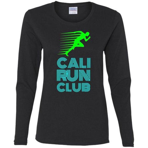Cali Run Club Sweatshirt EL01