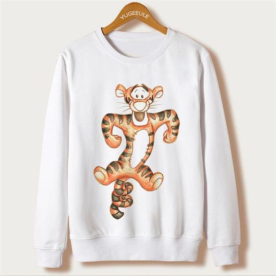 Cartoon Cute Sweatshirt FD01
