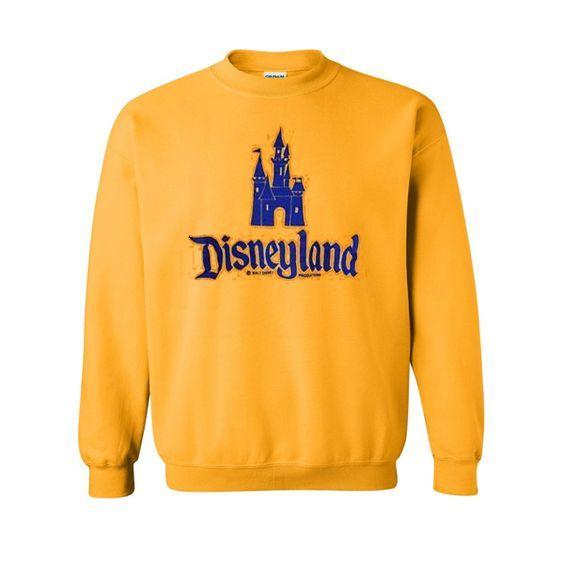 Castle Disneyland Sweatshirt FD01