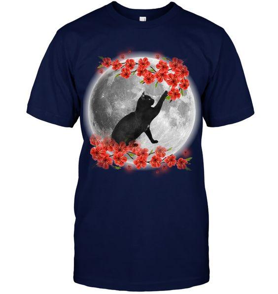 Cat Cute T Shirt SR