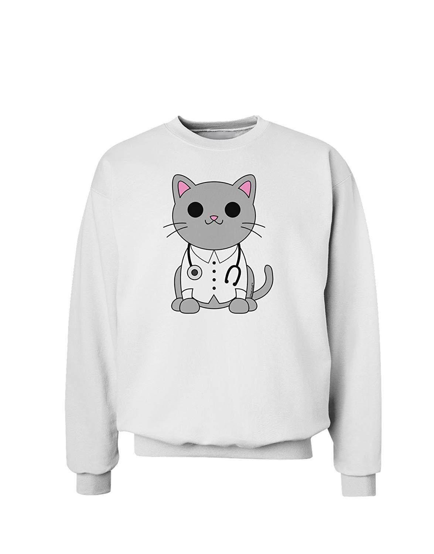 Cat Funny Sweatshirt SR