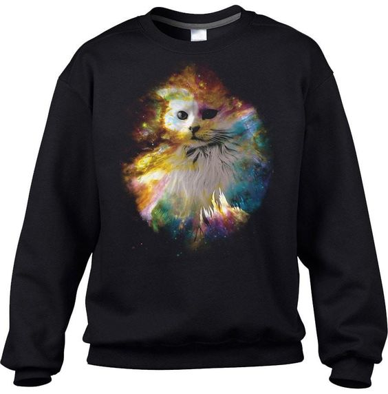 Cat In Space Sweatshirt SR