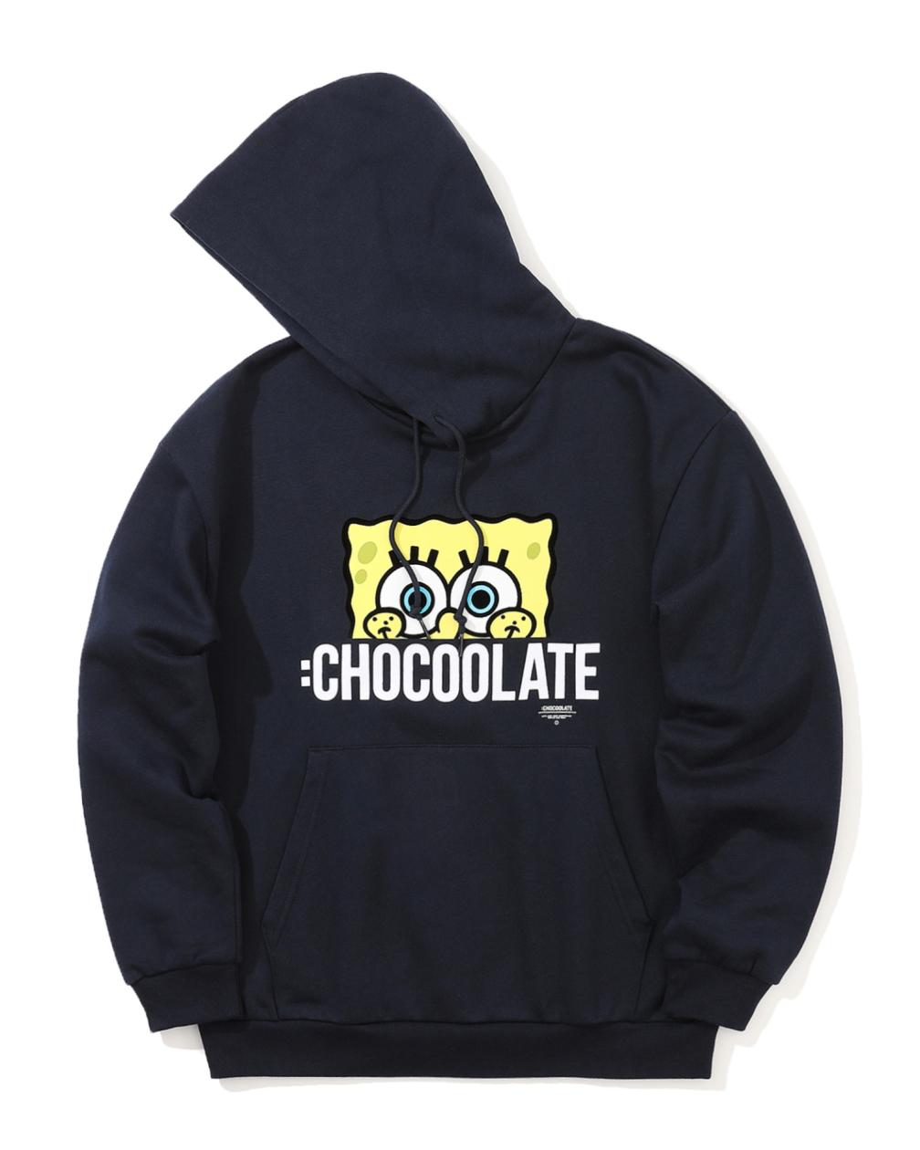 Chocolatte Spongebob Hoodie SR01