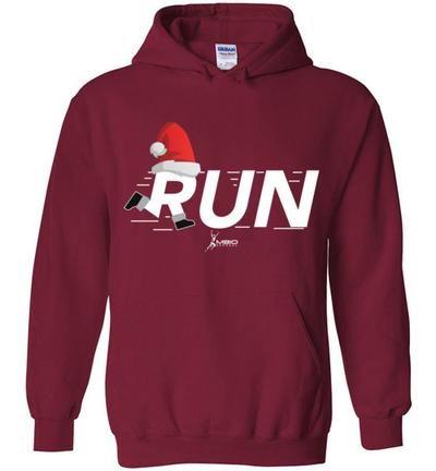 Christmas Run Hoodie EL01