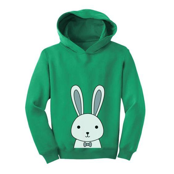 Cute Easter Bunny Rabbit Hoodie EL01
