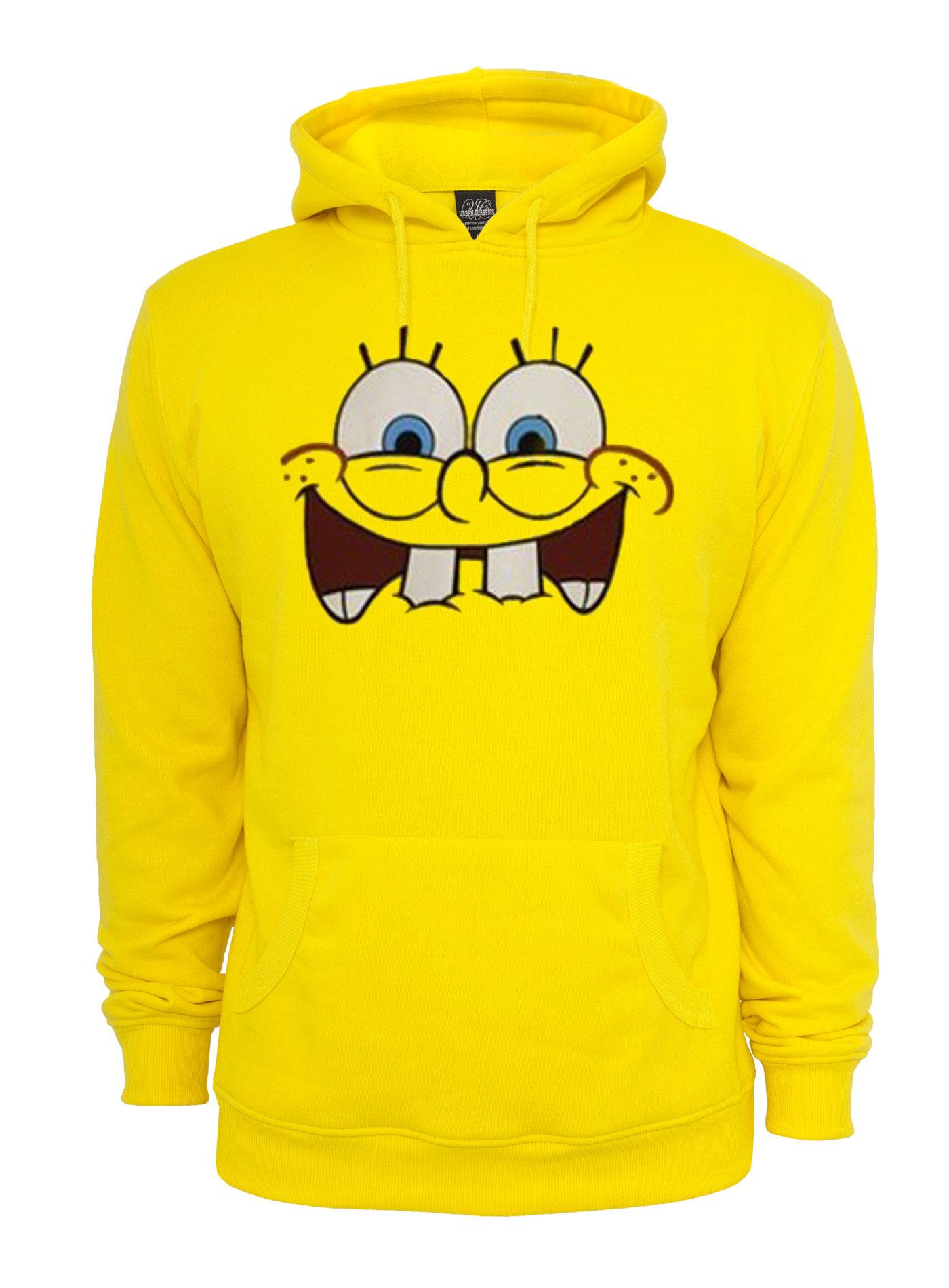 Cute Spongebob Hoodie SR01