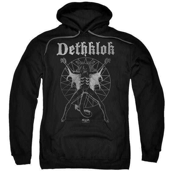 Dethklok Concert Hoodie EL01