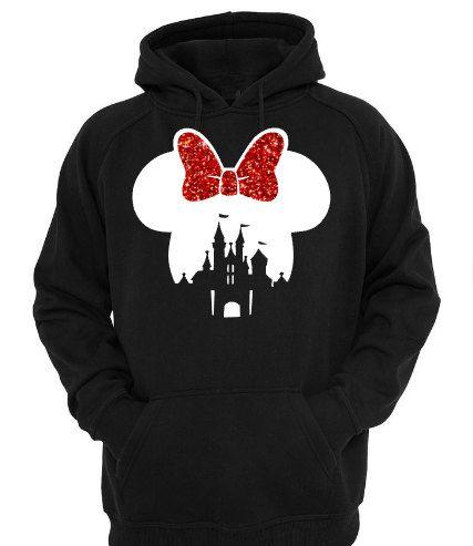 Disney Castle Hoodie AZ01