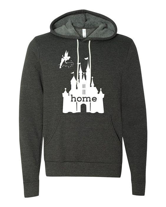 Disney Is My Home Hoodie AZ01